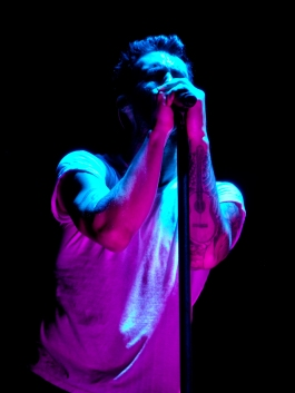 Adam Levine, photographed by Anthony Romano
